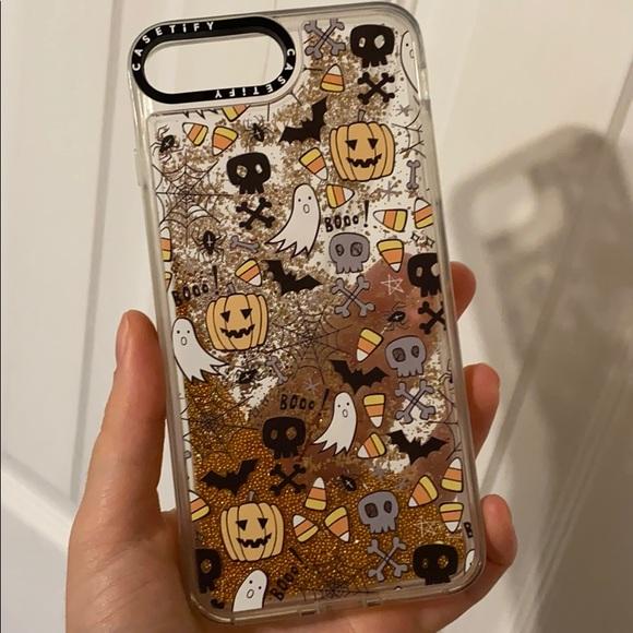 Casetify iPhone 8 Plus Halloween Case